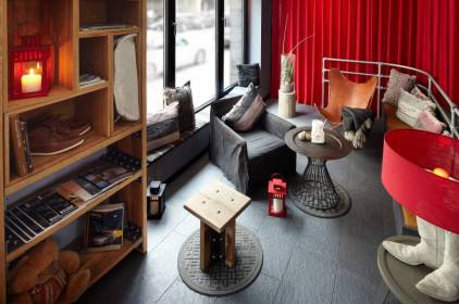 25hours hotel by levi's, frankfurt am main